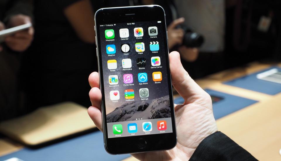 iPhone winst