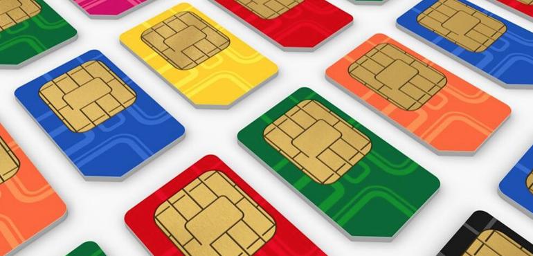 SIMkaart telecom providers