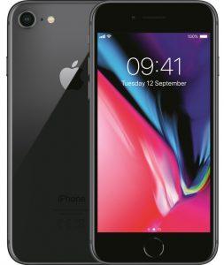 Apple iPhone 8 bij 1 jarig abonnement