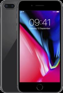 Apple iPhone 8 Plus met 1 jarig abonnement
