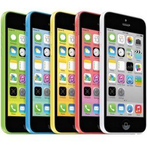 Apple iPhone 5c met 1 jarig abonnement