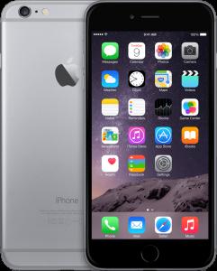 Apple iPhone 6 Plus met 1 jarig abonnement