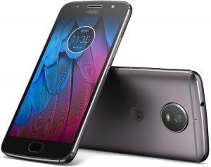 Motorola Moto G5S met 1 jarig abonnement