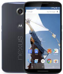 Motorola Nexus 6 met 1 jarig abonnement