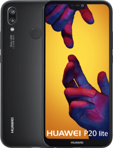 Huawei P20 Lite met 1 jarig abonnement
