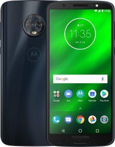 Motorola Moto G6 met 1 jarig abonnement
