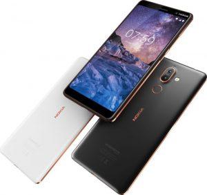 Nokia 7 Plus met 1 jarig abonnement
